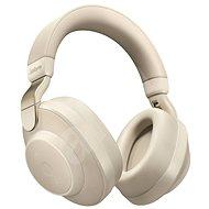 Jabra Elite 85H, béžově zlatá - Sluchátka