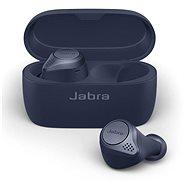 Bezdrátová sluchátka Jabra Elite Active 75t WLC modré