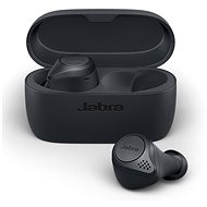 Jabra Elite Active 75t WLC šedé - Bezdrátová sluchátka