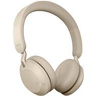 Wireless Headphones Jabra Elite 45h, Golden Beige