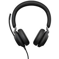 Jabra Evolve2 40, USB-C, MS Teams, Stereo - Bezdrátová sluchátka