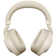 Jabra Evolve2 85 MS Stereo USB-A Beige - Bezdrátová sluchátka