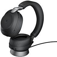 Jabra Evolve2 85 MS Stereo USB-C Stand Black - Bezdrátová sluchátka