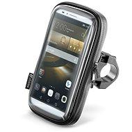 """Cellularline Interphone SMART pro telefony do velikosti 6.0"""" černé - Pouzdro na mobilní telefon"""