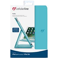 "CellularLine FOLIO pro Apple iPad 9,7"" (2017) zelené - Pouzdro na tablet"
