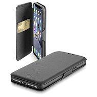 CellularLine Book Clutch pro Apple iPhone XR černé - Pouzdro na mobilní telefon