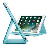 """CellularLine FOLIO pro Apple iPad 9.7"""" (2018) tyrkysové - Pouzdro na tablet"""