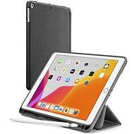 """Cellularline FOLIO pro Apple iPad 10.2"""" (2019) se slotem pro stylus černé - Pouzdro na tablet"""