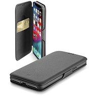 CellularLine Book Clutch pro Apple iPhone XS Max černé - Pouzdro na mobilní telefon