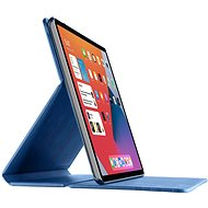 "Cellularline Folio pro Apple iPad Air 10.9"" (2020) modré - Pouzdro na tablet"