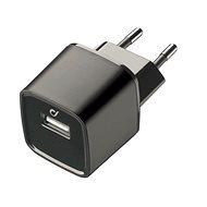 Cellularline Unique Desing charger pro iPhone černá