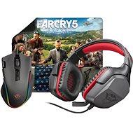 Trust GXT Gaming Bundle 3v1 + Far Cry 5 Zdarma - Set
