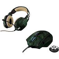 Trust Gaming - Green camouflage - Sada