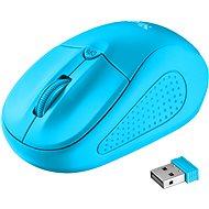 Trust Primo Wireless Mouse neon blue - myš