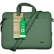 "Trust Bologna Laptop Bag 16"" ECO - zelená"