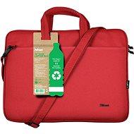 "Trust Bologna Laptop Bag 16"" ECO - červená"