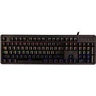 TRUST GXT 863 Mazz - US - Herní klávesnice