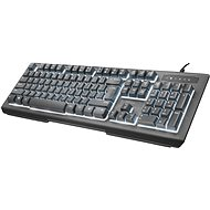 Trust Lito Backlit Multimedia Keyboard CZ/SK - Klávesnice