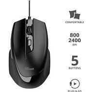 Trust VOCA Comfortable Mouse - Myš