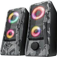 TRUST GXT 606 JAVV RGB 2.0 SPEAKER GAMING SET - Speakers