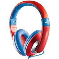 Trust Sonin Kids Headphone červená - Sluchátka