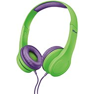 Trust Bino Kids Headphones green - Sluchátka