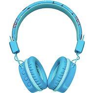 Trust Comi Bluetooth Wireless Kids Headphones - blue - Bezdrátová sluchátka
