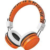 Trust Comi Bluetooth Wireless Kids Headphones - orange - Bezdrátová sluchátka