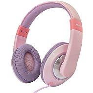 Trust Sonin Kids Headphones, Pink - Headphones
