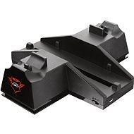 Trust GXT 702 Cooling Stand & Duo Charging Dock - Nabíjecí stojánek