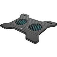 Trust Xstream Breeze Notebook Cooling Stand - černá - Chladící podložka