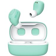 Trust Nika Compact Green - Bezdrátová sluchátka