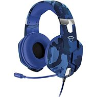 Trust GXT 322B Carus Gaming Headset for PS4 - camo blue