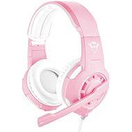 Trust GXT 310P Radius Gaming Headset - pink - Gaming Headset