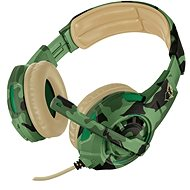 Trust GXT 310C Radius Gaming Headset - jungle camo - Herní sluchátka