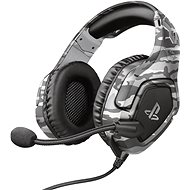 Trust GXT 488 FORZE-G PS4 HEADSET GREY (PS4 Licensed) - Herní sluchátka