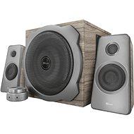 Trust Tytan 2.1 Speaker Set - wood