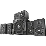 Trust Vigor 5.1 Surround Speaker System for PC black
