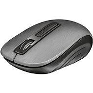 Trust Aera Wireless Mouse Grey - Mouse