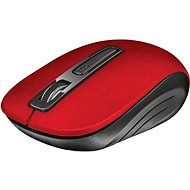 Trust Aera Wireless Mouse red - Myš