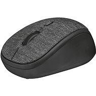 Trust Yvi Fabric Wireless Mouse - black - Myš