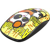 TRUST Sketch Wireless Silent Click Mouse - panda - Myš
