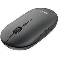 Trust Puck Wireless BT Silent Mouse, černá - Myš