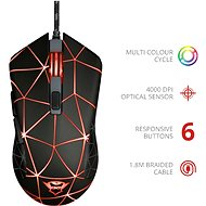 Trust GXT 133 Locx Gaming Mouse