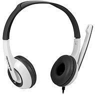 Defender Esprit 055 šedá - Sluchátka s mikrofonem