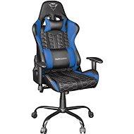 Trust GXT 708B Resto Chair Blue - Herní židle