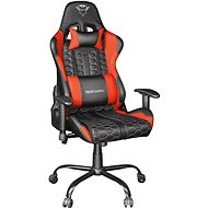Trust GXT 708R Resto Chair Red - Herní židle