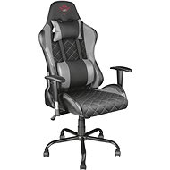 Trust GXT 707G Resto Gaming Chair - Grey - Gaming Chair