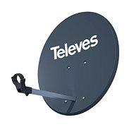 Televés ISD offset 830 Al šedá - Parabola
