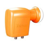 Televés Twin LNB 0,3dB LTE Ready - Konvertor